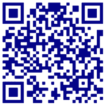 QR Code of The Voluntaryist bitcoin address.