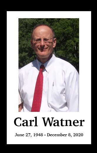 Carl Watner, Voluntaryist, Father, Mentor, Husband, and Friend